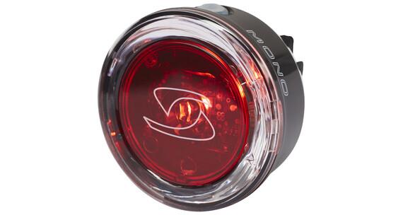 SIGMA SPORT Mono USB LED-Rücklicht mit StVZO schwarz
